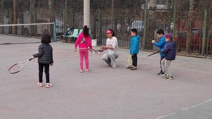 石景山少儿网球启蒙课