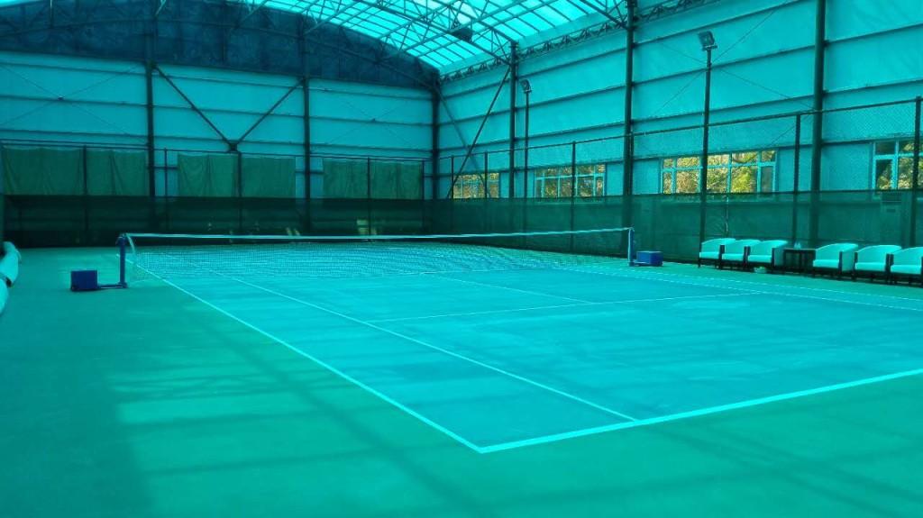 得乐网球培训(首钢园区店)