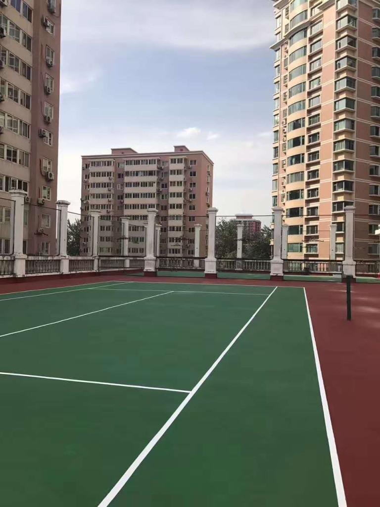 得乐网球-中海雅园网球场